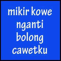 Kumpulan Gambar Kata Kata Lucu Bahasa Jawa7